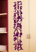 Stickers frise fresque