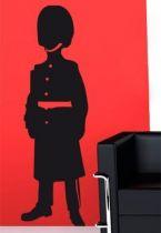 Stickers garde londonien