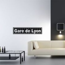 Stickers Gare de Lyon