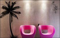 Le stickers géant palmier pour décorer en grand format