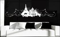 Le stickers géant Paris pour décorer en grand format
