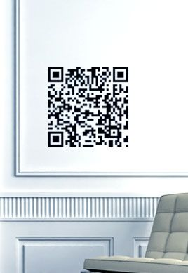 stickers QR code original