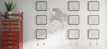 Le stickers geisha chinoise pour une décoration ethnique et dépaysante