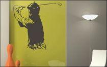 Le stickers golf pour décorer sur le thème du sport
