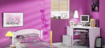 Le stickers grenouille joyeuses pour décorer une chambre d\'enfant