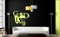 Le stickers Guadeloupe pour la déco d\'intérieur