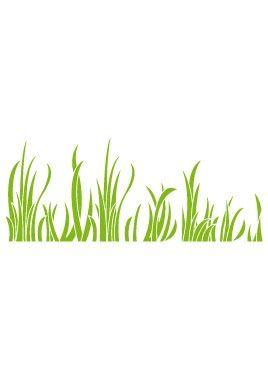 stickers-herbes--decoration-murale-herbe--stickers-mural-herbe ...