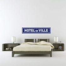 Stickers Hotel de Ville