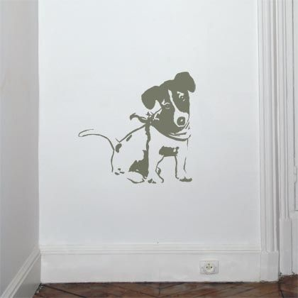 Stickers jack russell terrier