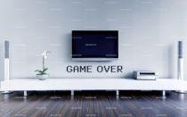stickers geek jeux video