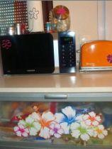 Stickers jolies fleurs pour décorer votre intérieur. En vente sur Idzif.com !