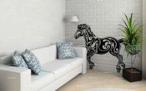 Stickers l\'esprit du cheval.