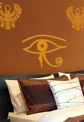 stickers L\'oeil du pharaon