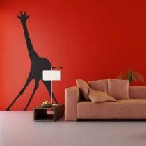 Stickers La girafe