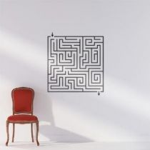 Stickers Labyrinthe