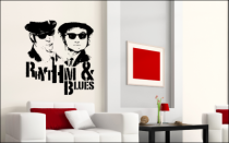 stickers les blues brothers