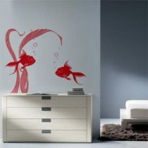 Stickers Les poissons