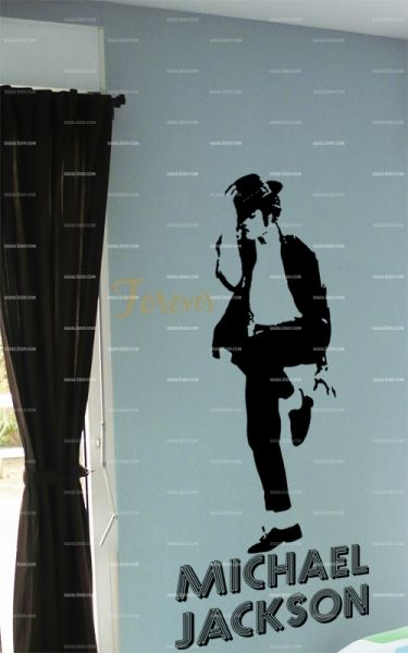 Stickers Michael Jackson.