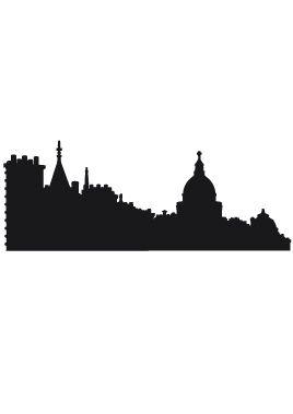 Stickers Minivue-Panthéon