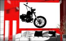 Le stickers moto harley pour décorer sur le thème du sport