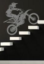 stickers moto sport