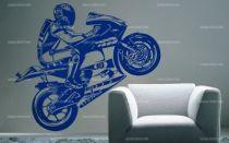 Stickers moto sportive
