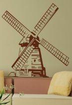 stickers moulin farine