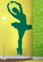 stickers jupe danseuse classique