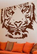 stickers afrique tigre