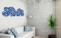 Stickers muraux arabesques