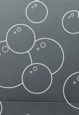 Stickers muraux bulles