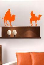 stickers orient chameau