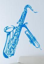 stickers musique instrument