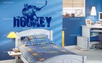 stickers hockey sur glace