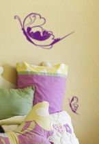stickers deco papillon