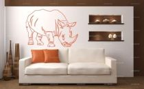 stickers rhino