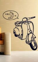 stickers vespa