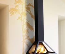 Le stickers nature arbre savane pour décorer l\'intérieur