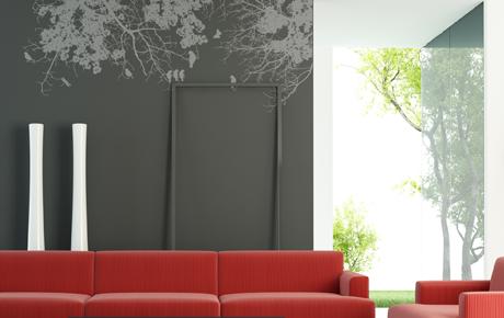 Le stickers nature coin branches vous permettra d\'apporter la nature sur vos murs