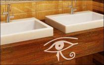 Le stickers œil égyptien pour une décoration ethnique et dépaysante