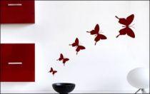 Le stickers papillons de toutes tailles pour une décoration pleine de douceur
