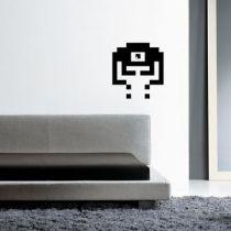 Stickers Pixel monsta