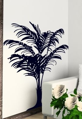 stickers plante d interieur