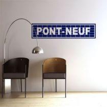 Stickers Pont-Neuf