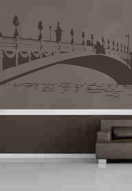 Stickers pont alexandre III pour décorer sa maison sur le thème de Paris