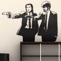 Stickers Pulp fiction