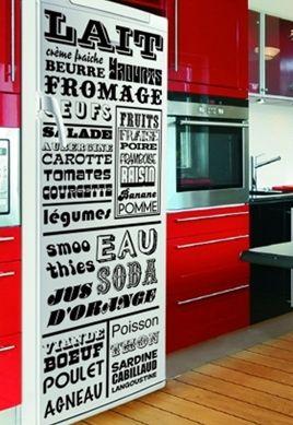 stickers boisson frigo
