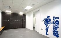 L\'équipe déco iDzif vous propose ce stickers rugby qui pourra séduire votre ado pour décorer sa chambre ou vous pour votre salle de sport.