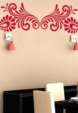 Stickers salle à manger