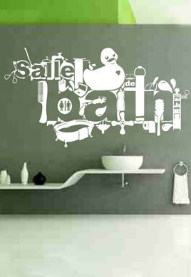 Stickers salle de bain - Stickers fenetre salle de bain ...